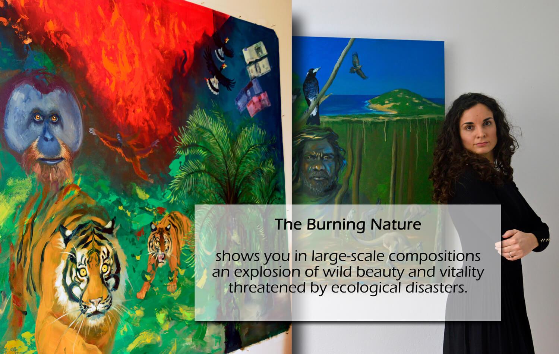 The Burning Nature