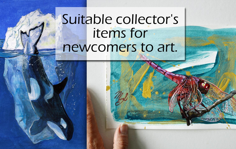 Little Artworks on Paper_Artshop Mobile