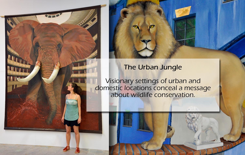 Urban Jungle, maryeluciani collection